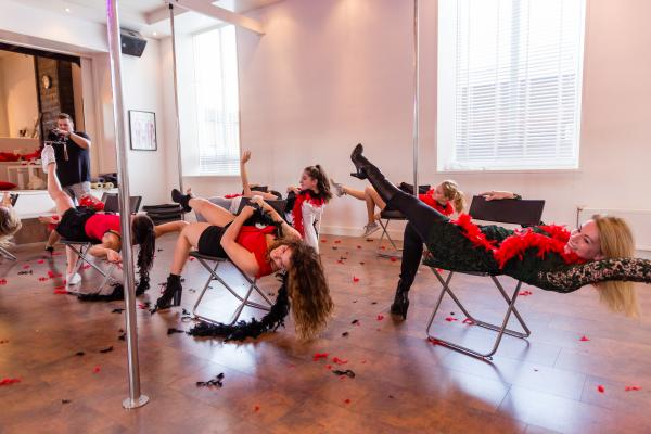 Burlesque Workshop in Den Bosch