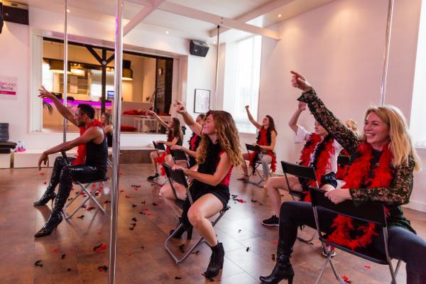 Burlesque Workshop in Den Bosch
